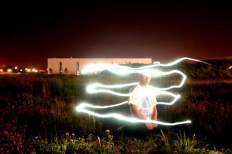 Yann in the Light
