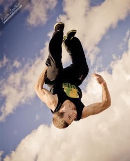 Yann Bissonnette Sideflip